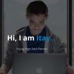 Hi I am Itay (credit: screenshot)