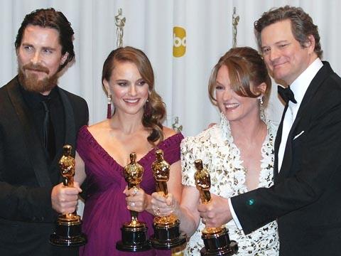 Nathalie Portman at the 83ed Academy Awards (Credit: Wikimedia)