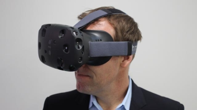 Virtual reality is more and more today's reality (Credit: Maurizio Pesce, Wikimedia)
