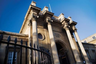 Oxford Building (Credit: Oxford University Press)