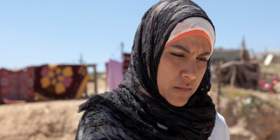 Mother Jalila faces challenges with her daughter and husband (Credit: Sand Storm)