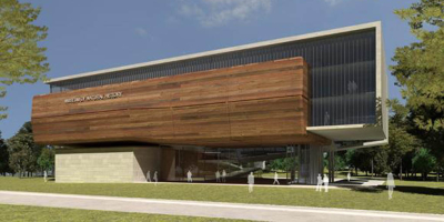 The new Steinhardt-building (Credit: TAU)