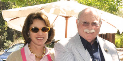 Michael and Judy Steinhardt (Credit: TAU)