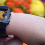 Two cameras in the wristband turn the Apple watch into a true communication tool (Credit: CMRA, courtesy)