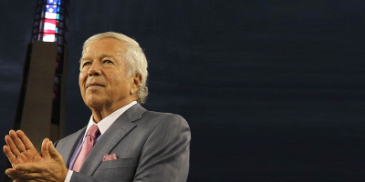 Philanthropist Robert Kraft donated $6 m to build Jerusalem's new sports complex (Credit: The Kraft Group)