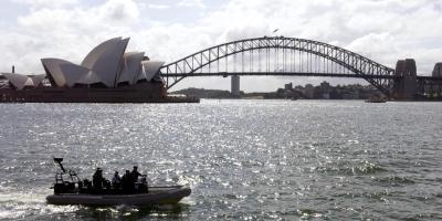 Sydney's harbour view (Credit: Amos Bengershom, GPO)