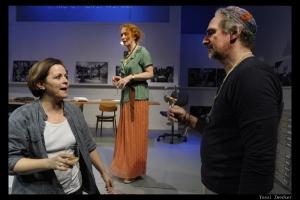 Sara von Schwarze (Credit: Cameri Theatre)